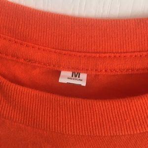 ef28c621c Tops - REX ORANGE COUNTY Apricot Princess T-shirt